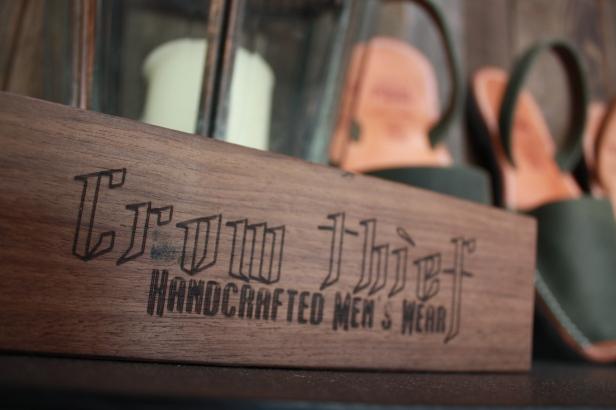 Handcrafted Men's Wear